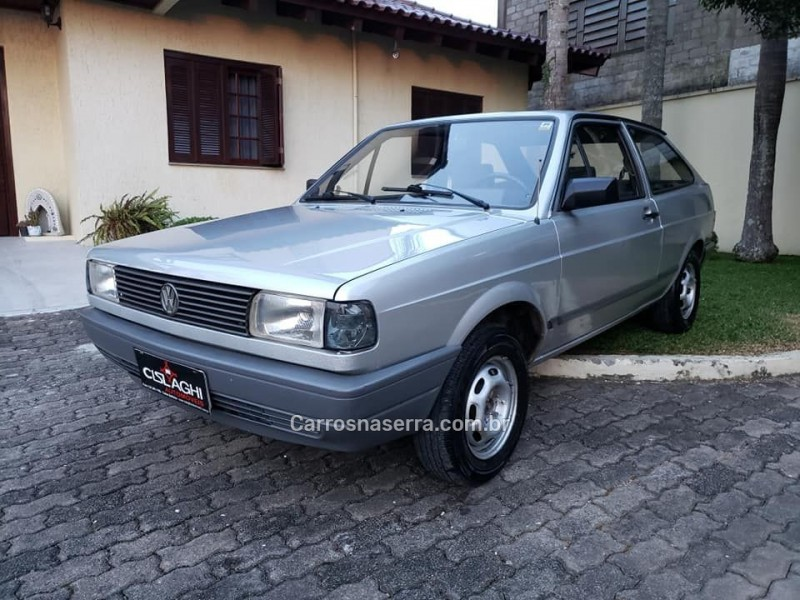 gol 1.6 cl 8v gasolina 2p manual 1993 carlos barbosa