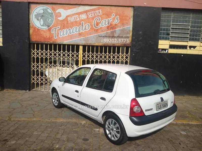 clio 1.6 expression 16v gasolina 4p manual 2004 caxias do sul