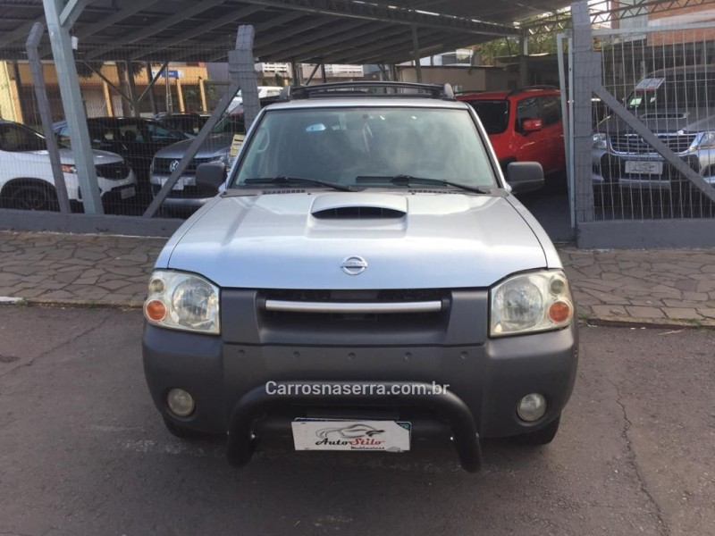 frontier 2.8 xe 4x4 cd turbo eletronic diesel 4p manual 2003 bento goncalves