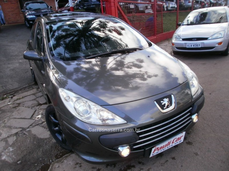 307 1.6 presence pack 16v flex 4p manual 2009 caxias do sul
