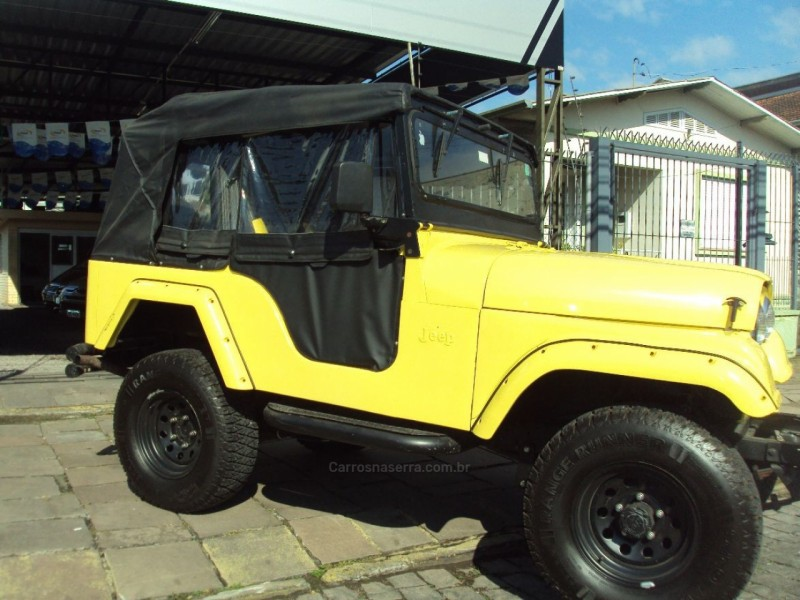 JEEP  - 1967 - CAXIAS DO SUL