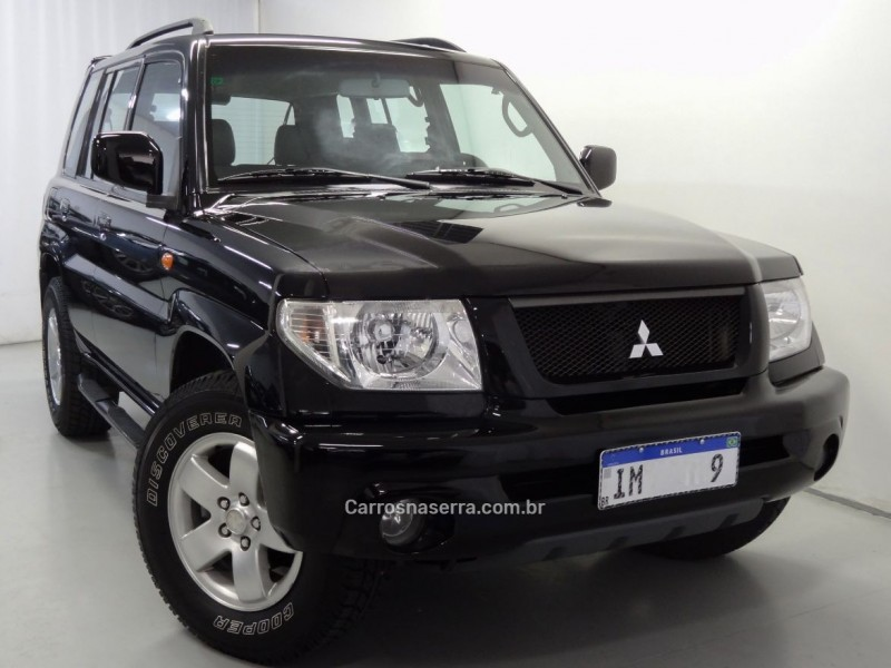 pajero tr4 2.0 4x4 16v 131cv gasolina 4p automatico 2006 farroupilha