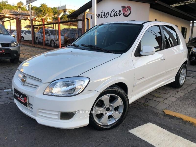 celta 1.4 mpfi super 8v gasolina 4p manual 2007 caxias do sul