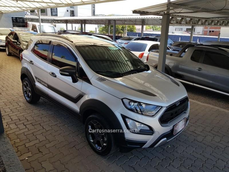 ECOSPORT 2.0 STORM 4WD 16V FLEX 4P AUTOMÁTICO - 2019 - BOM PRINCíPIO
