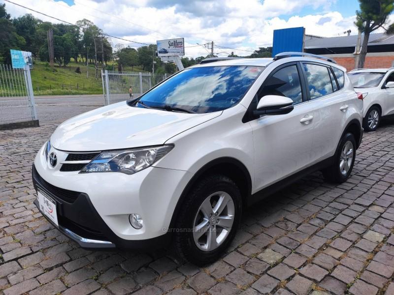 rav4 2.0 4x2 16v gasolina 4p automatico 2014 sao marcos