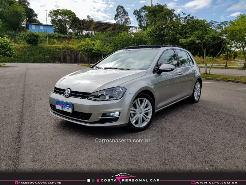 golf 1.6 msi comfortline 16v total flex 4p tiptronic 2016 bento goncalves