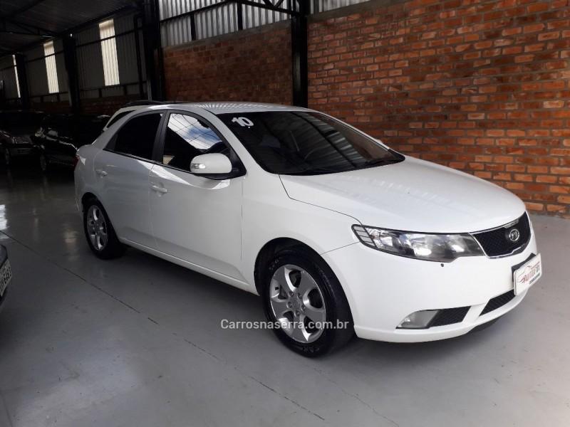 cerato 1.6 ex2 sedan 16v gasolina 4p manual 2010 vacaria