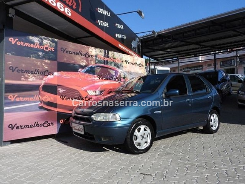 palio 1.0 mpi elx 500 anos 8v gasolina 4p manual 2000 caxias do sul
