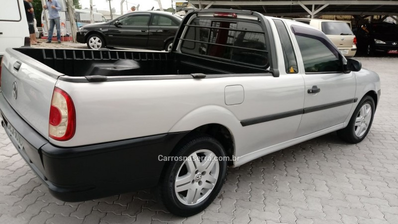 saveiro 1.8 mi city cs 8v flex 2p manual g.iv 2006 caxias do sul