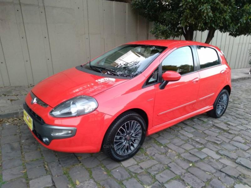 PUNTO 1.8 SPORTING 16V FLEX 4P AUTOMATIZADO - 2013 - CAXIAS DO SUL