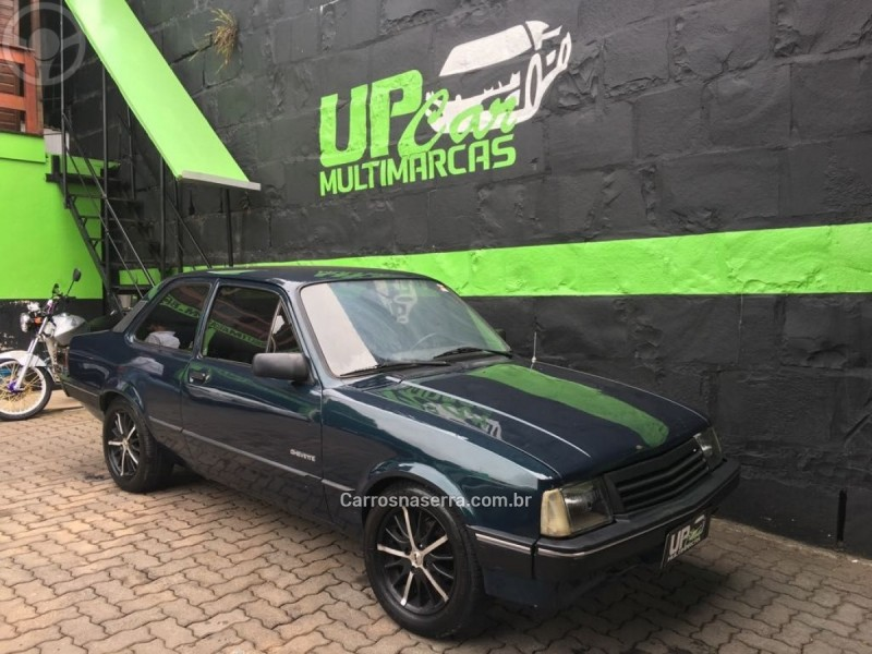 chevette 1.6 l 8v gasolina 2p manual 1993 caxias do sul