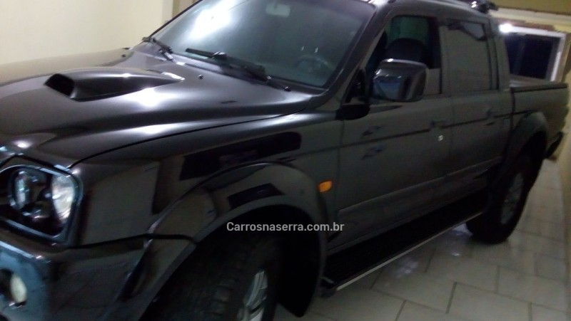 L200 2.5 RS SPORT 4X4 CD 8V TURBO INTERCOOLER DIESEL 4P MANUAL - 2004 - CAXIAS DO SUL