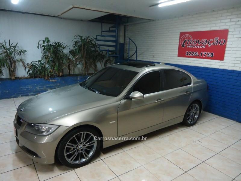 325i 2.5 sedan 24v gasolina 4p automatico 2008 caxias do sul
