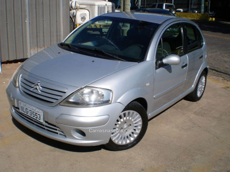 c3 1.6 i glx 16v flex 4p manual 2004 caxias do sul