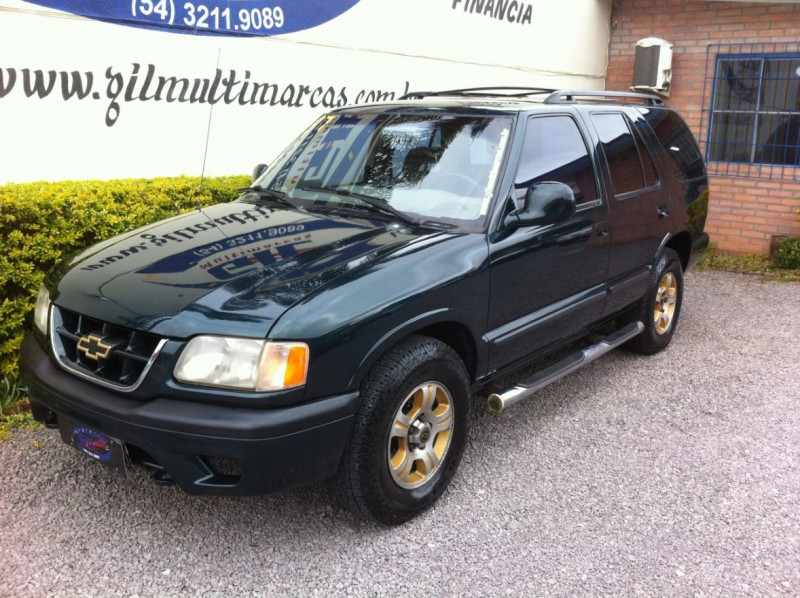 blazer 4.3 sfi dlx 4x2 v6 12v gasolina 4p manual 1997 caxias do sul