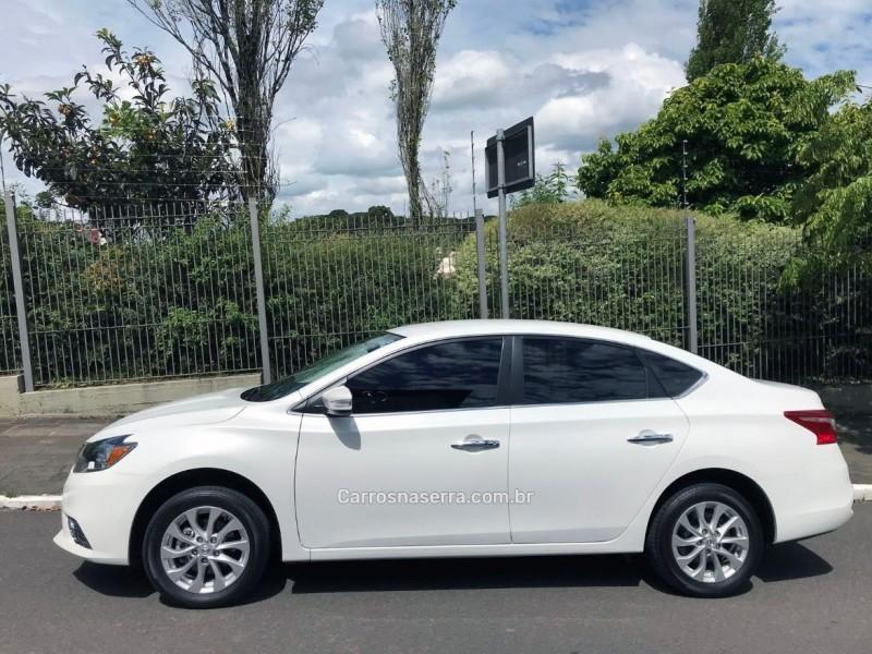 SENTRA 2.0 S 16V FLEX 4P AUTOMÁTICO - 2017 - FARROUPILHA