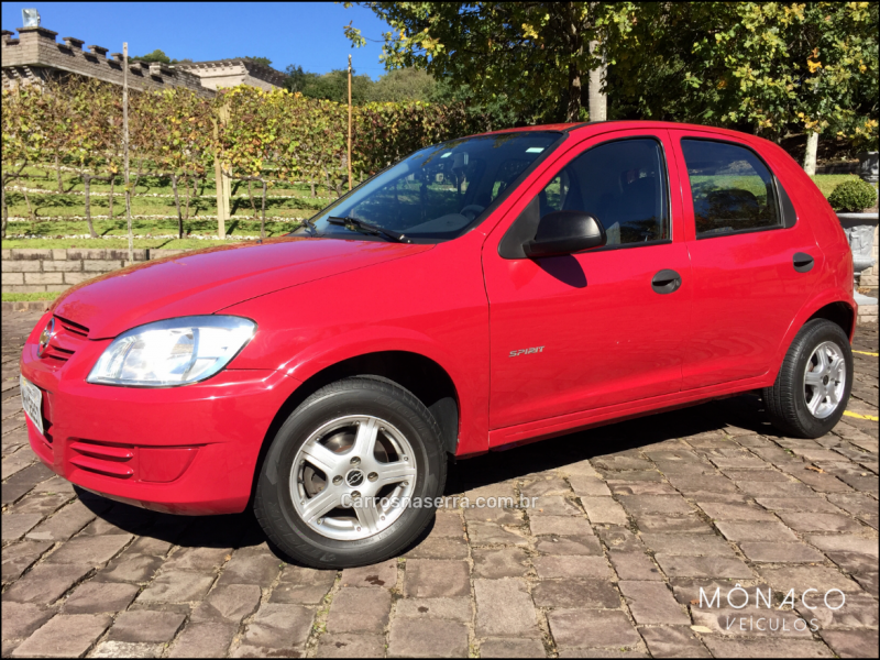 CELTA 1.0 MPFI VHCE SPIRIT 8V FLEX 4P MANUAL - 2011 - BENTO GONçALVES