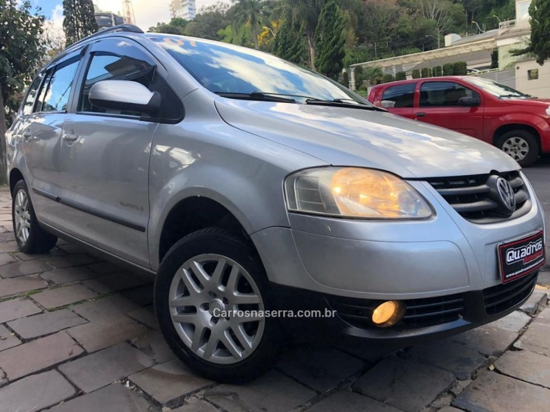 spacefox 1.6 mi sportline 8v flex 4p manual 2007 caxias do sul
