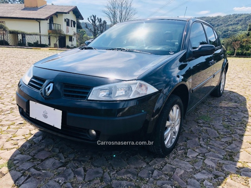 megane 1.6 expression 16v flex 4p manual 2011 nova petropolis