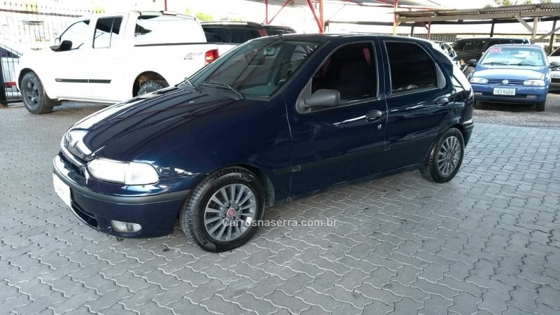 palio 1.0 mpi ex 8v gasolina 2p manual 1998 caxias do sul