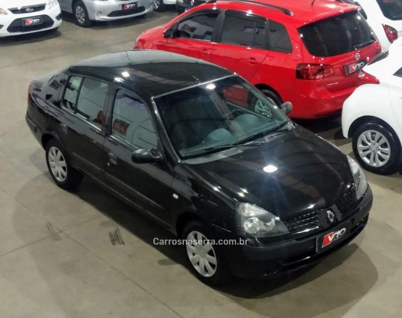 clio 1.6 expression sedan 16v gasolina 4p manual 2005 caxias do sul