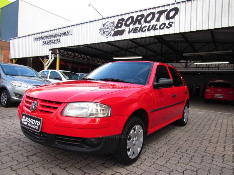 gol 1.0 mi 8v flex 4p manual g.iv 2007 bento goncalves