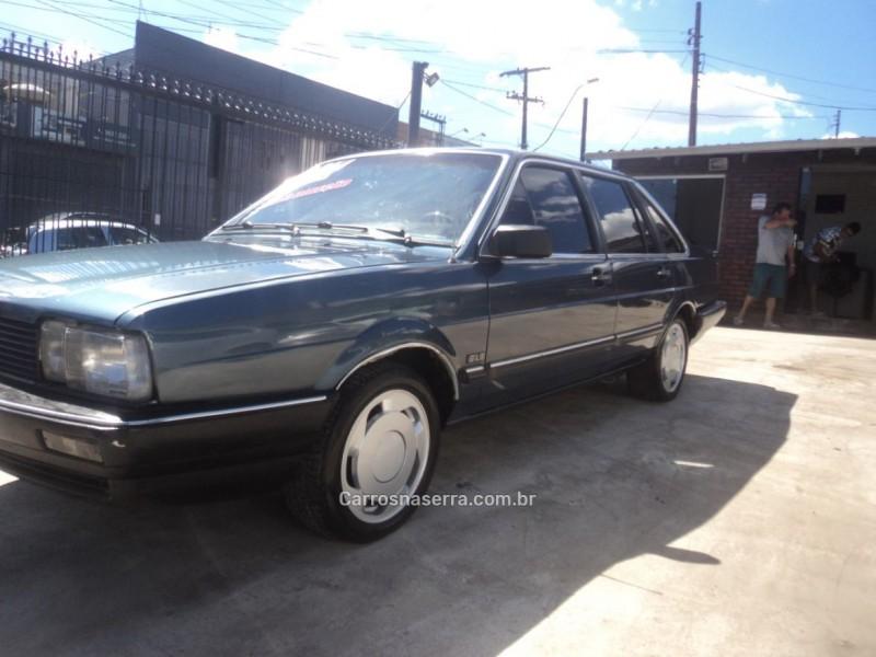 santana 1.8 gls 8v gasolina 4p manual 1989 caxias do sul