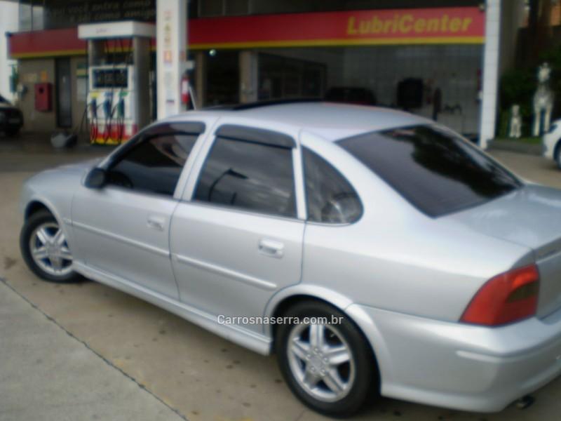 vectra 2.2 mpfi cd 16v gasolina 4p manual 2000 caxias do sul