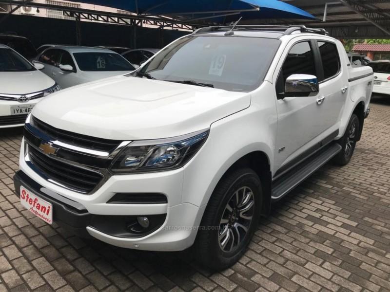 s10 2.8 high country 4x4 cd 16v turbo diesel 4p automatico 2019 feliz