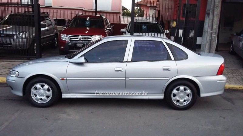 vectra 2.2 mpfi gls 8v gasolina 4p manual 2000 caxias do sul
