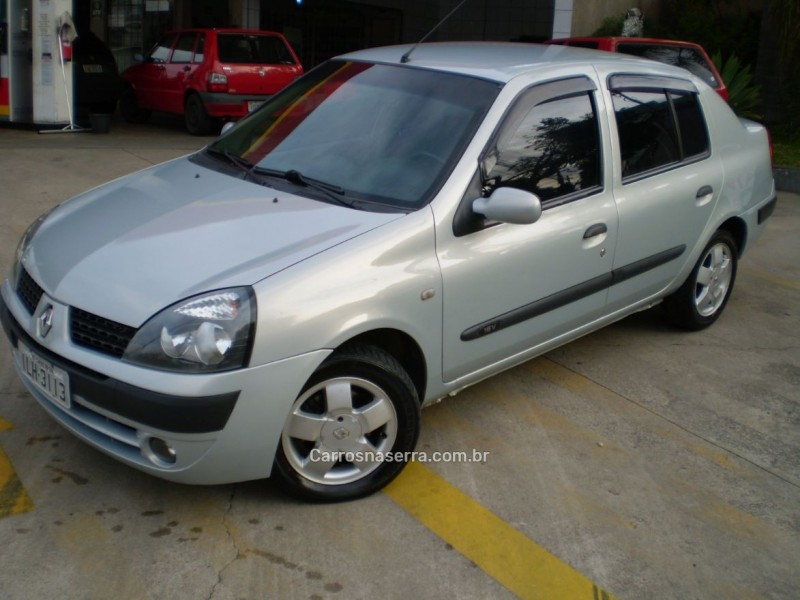 clio 1.0 privilege sedan 16v gasolina 4p manual 2003 caxias do sul