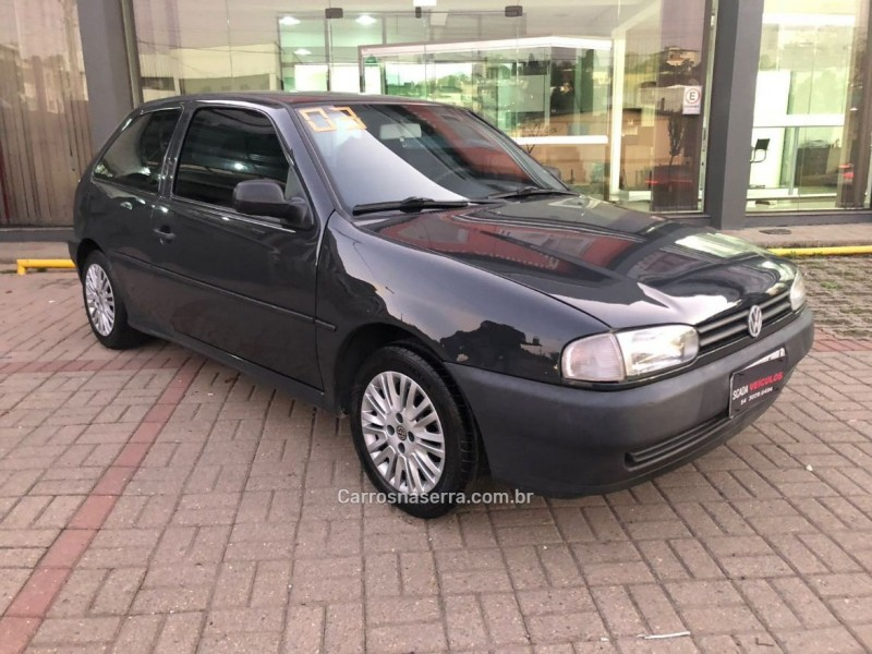 gol 1.0 mi special 8v flex 2p manual 2003 caxias do sul