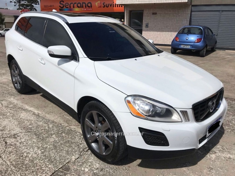 xc60 3.0 t6 top awd turbo gasolina 4p automatico 2012 caxias do sul