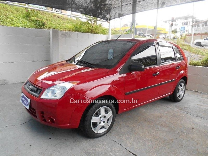 fiesta 1.0 rocam hatch 8v flex 4p manual 2009 caxias do sul