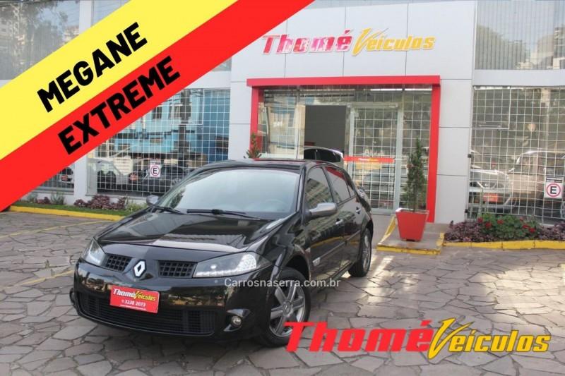 megane 1.6 extreme sedan 16v flex 4p manual 2010 caxias do sul