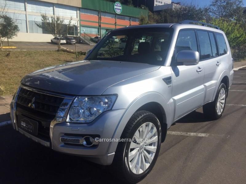 pajero full 3.2 hpe 4x4 16v turbo intercooler diesel 4p automatico 2018 bento goncalves