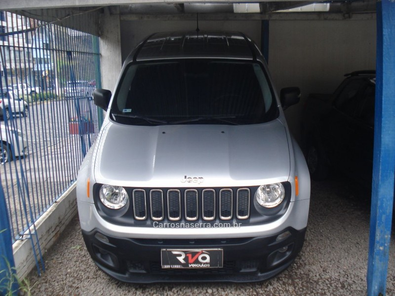 renegade 1.8 16v flex sport 4p manual 2016 antonio prado