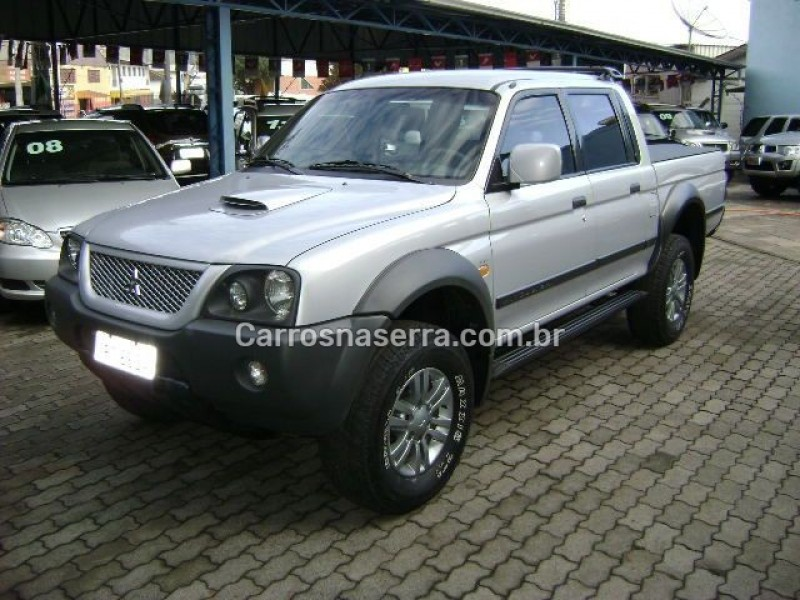 l200 outdoor 2.5 hpe 4x4 cd 8v turbo intercooler diesel 4p manual 2009 caxias do sul