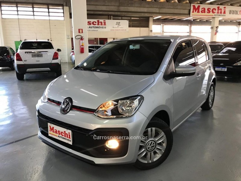 up 1.0 tsi move up 12v flex 4p manual 2018 caxias do sul