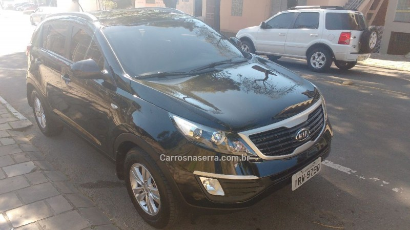 sportage 2.0 lx3 g2 4x2 16v gasolina 4p manual 2011 caxias do sul