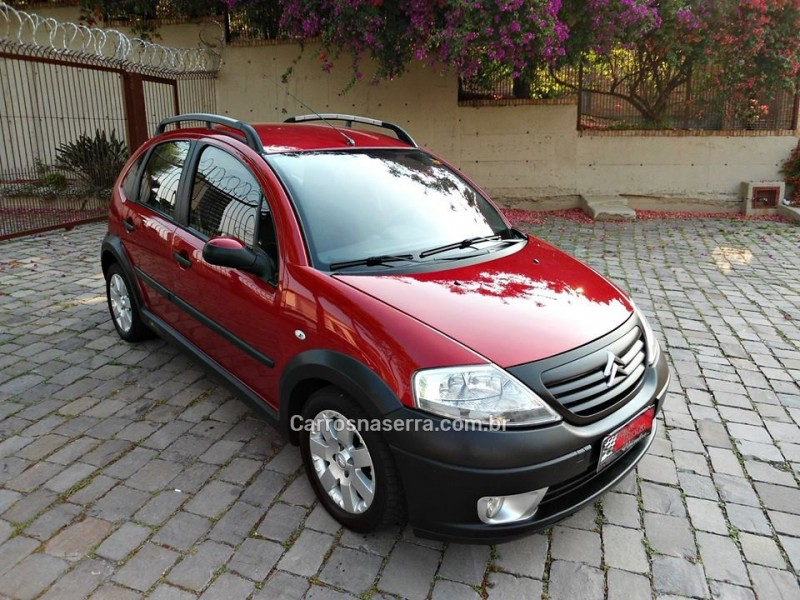 c3 1.4 i xtr 8v flex 4p manual 2008 caxias do sul