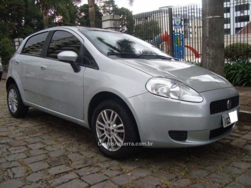 PUNTO 1.4 ATTRACTIVE 8V FLEX 4P MANUAL - 2011 - CAXIAS DO SUL