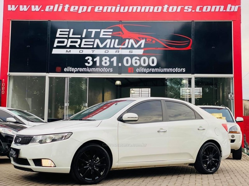 cerato 1.6 sx2 16v gasolina 4p manual 2012 estancia velha