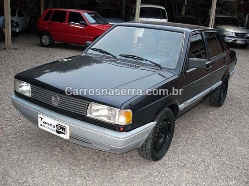 voyage 1.8 gl 8v gasolina 4p manual 1995 antonio prado
