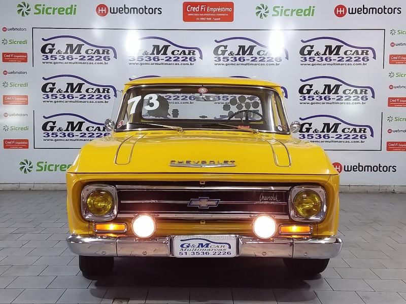 C15 GASOLINA 2P MANUAL - 1973 - SãO SEBASTIãO DO CAí
