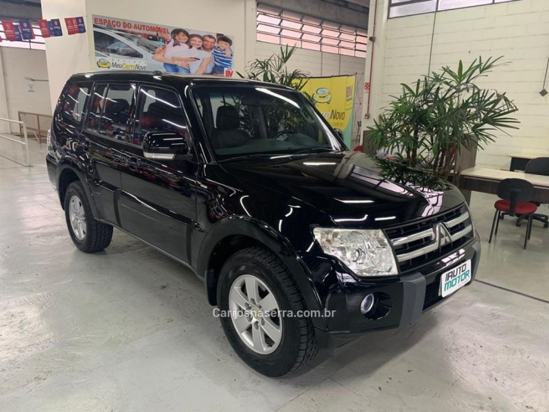 pajero full 3.2 gls 4x4 turbo intercooler diesel 4p automatico 2008 caxias do sul