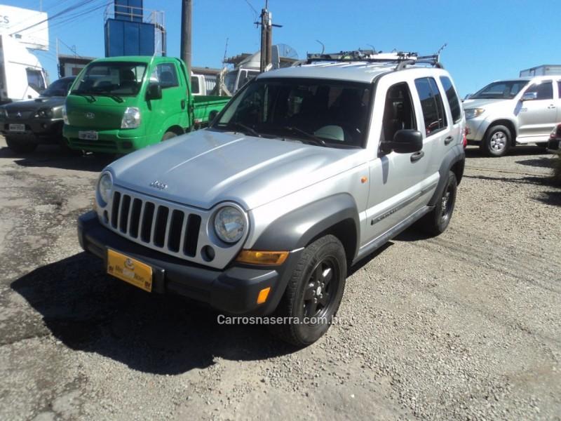 cherokee 3.7 sport 4x4 v6 12v gasolina 4p automatico 2007 farroupilha
