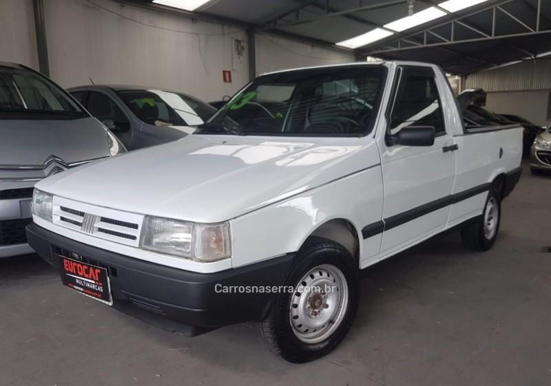 fiorino 1.6 mpi lx pick up cs 8v gasolina 2p manual 1993 caxias do sul