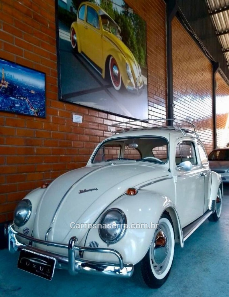 fusca 1.3 8v gasolina 2p manual 1968 caxias do sul