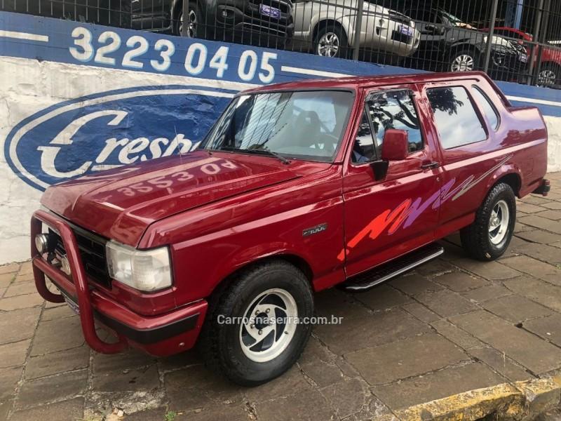 f 1000 4.3 xlt 4x2 cs turbo diesel 2p manual 1994 caxias do sul
